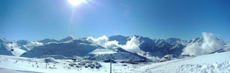 Alpe d'huez domaine de ski
